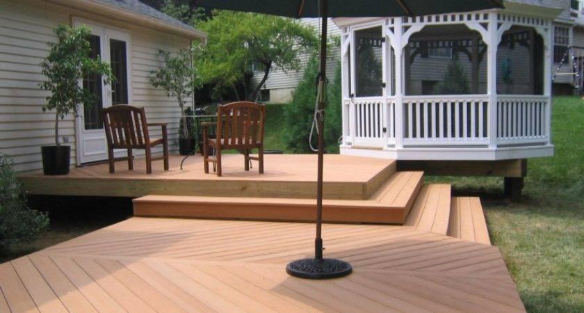 Screened Deck Design Ideas