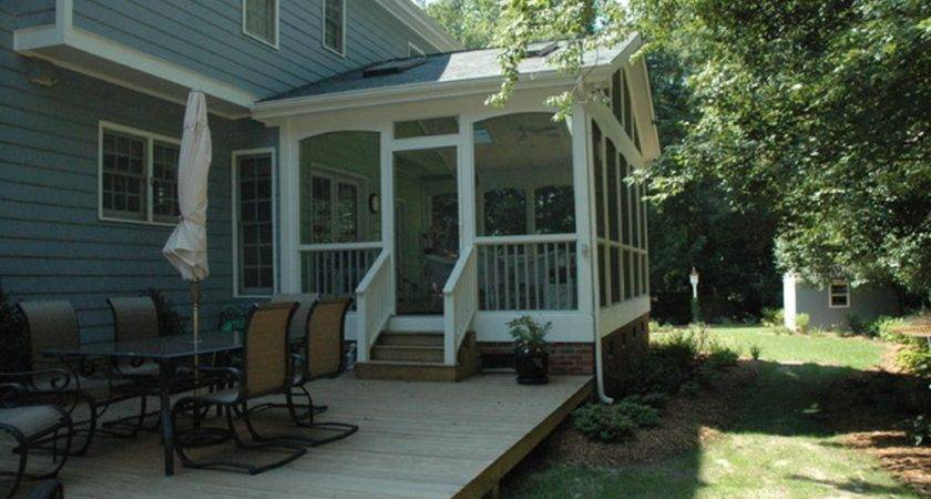 Screened Porch Kits Jbeedesigns Outdoor Easy