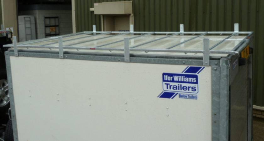 Sdv Roof Racks Bespoke Galvanised Steel North