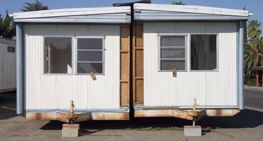 Seal Two Mobile Homes Together Articles