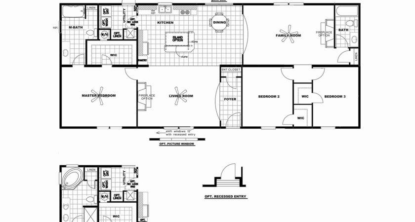 Search Results Single Wide Mobile Home Floor Plans