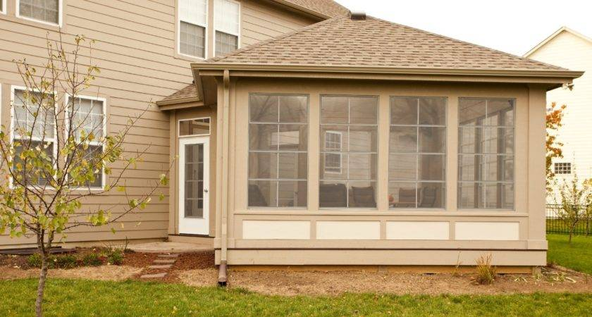 Season Porch Glass Windows