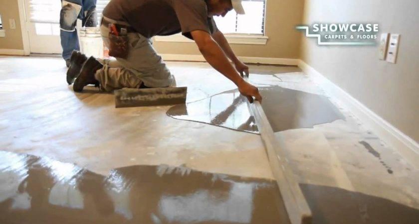 Self Leveling Wood Floor Patch Matttroy