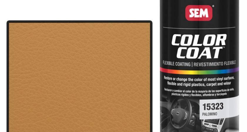 Sem Palomino Color Coat Vinyl Paint