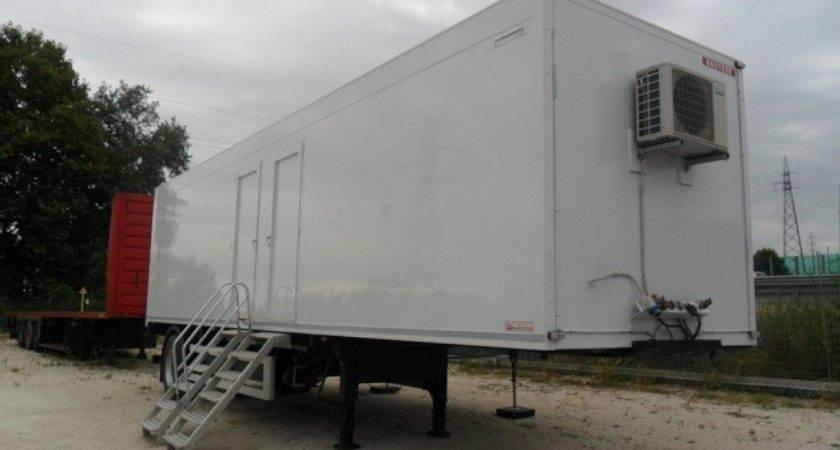 Semi Trailer Home Cargo Miscellaneous Spring Amusements