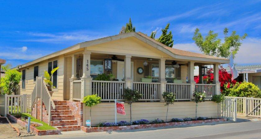 Senior Retirement Living Cavco Manufactured Home