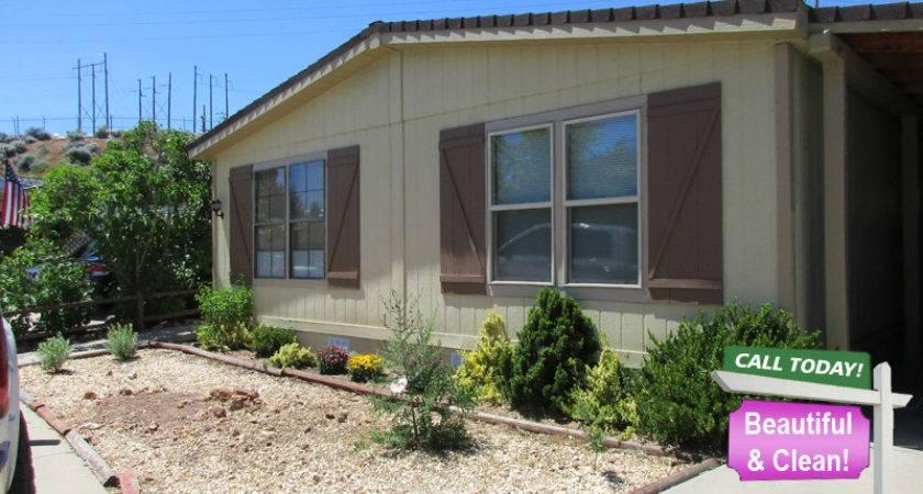 Senior Retirement Living Champion Manufactured Home