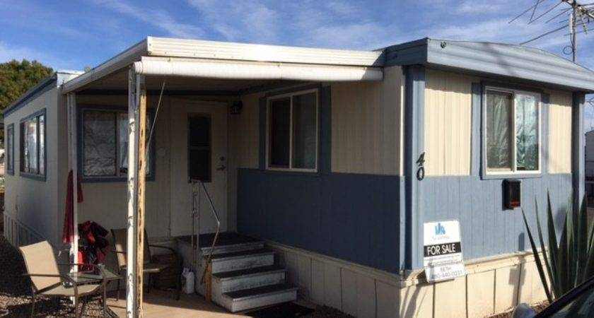Senior Retirement Living Guerdon Mobile Home