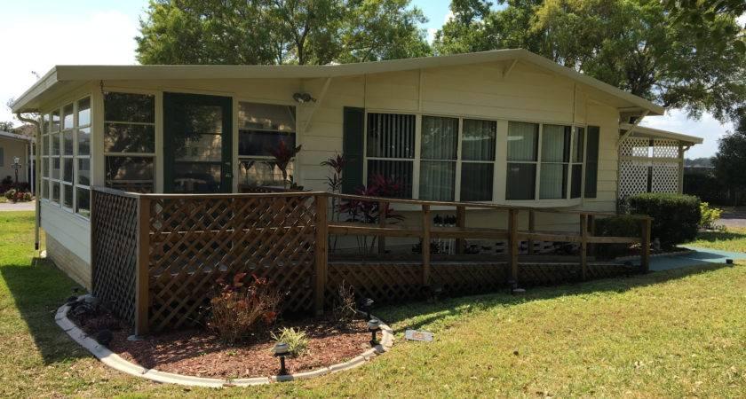 Senior Retirement Living House Merit Double Wide