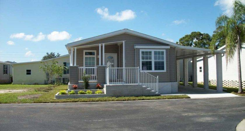 Senior Retirement Living Jacobsen Manufactured Home