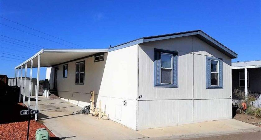 Senior Retirement Living Manufactured Home Sale