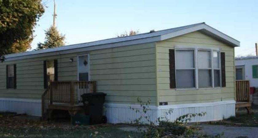 Senior Retirement Living Manufactured Mobile Home