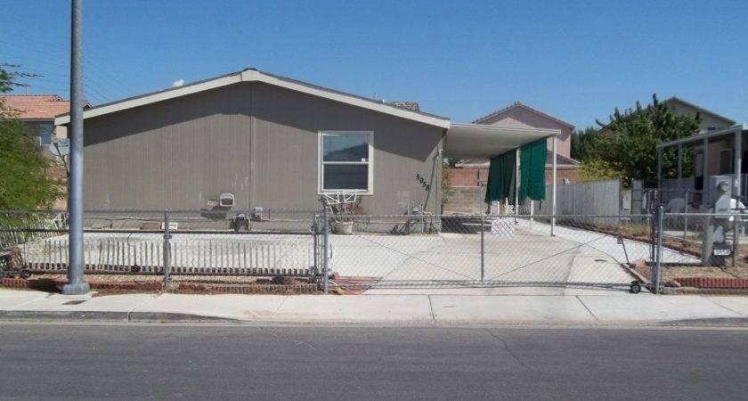 Senior Retirement Living Mobile Home Sale Las Vegas