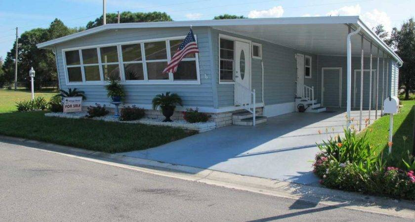 Senior Retirement Living Mobile Home Sale