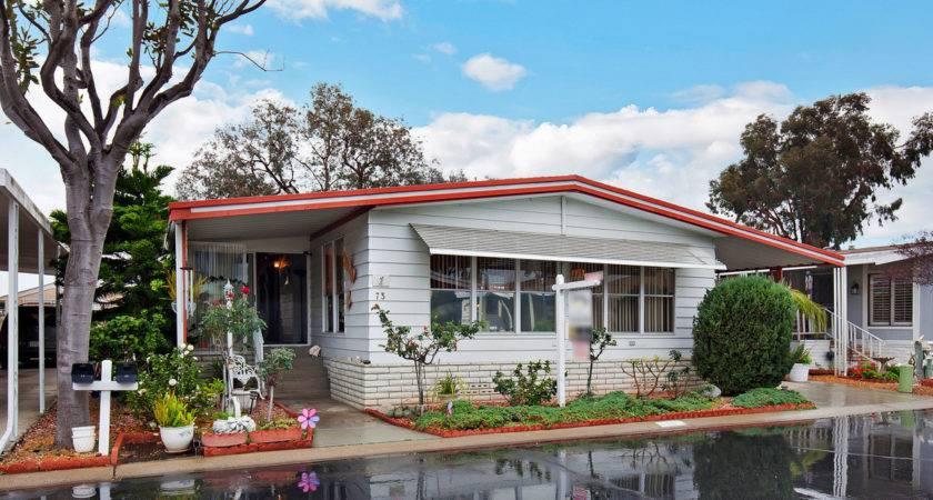 Senior Retirement Living Pacific Mobile Home
