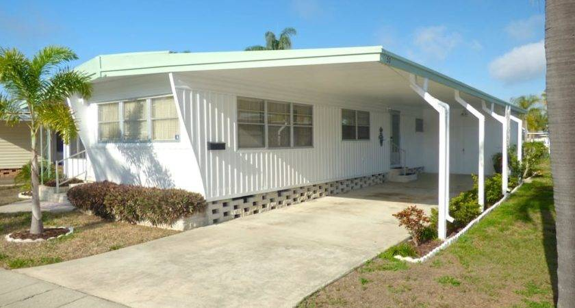 Senior Retirement Living Trop Mobile Home