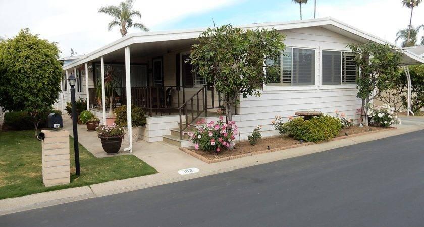 Senior Retirement Living Viking Brentwood Mobile Home