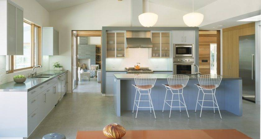 Sensational Modern Midcentury Kitchen Designs