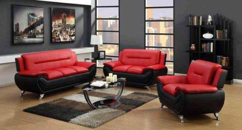 Set Living Room Furniture Small