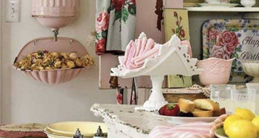 Shabby Chic Decorating Ideas Budget Little Piece