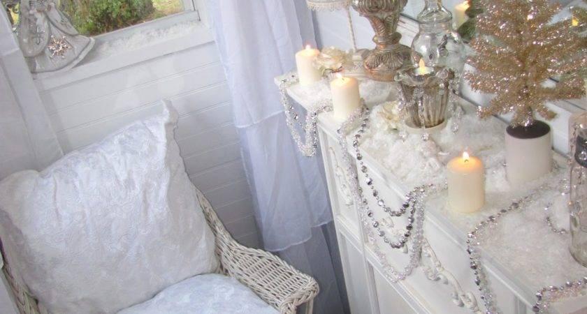 Shabby Chic Tiny Retreat House Decorated