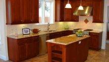 Shaped Small Kitchens Designs Home Design Ideas