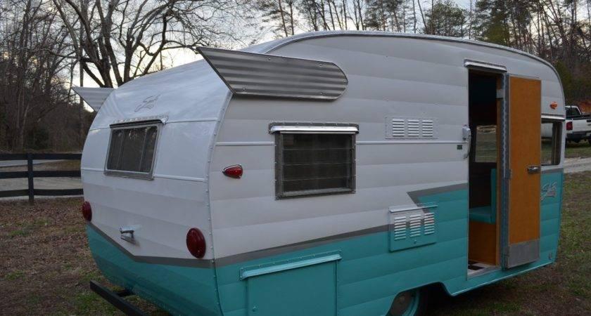 Shasta Camper Restoration Used