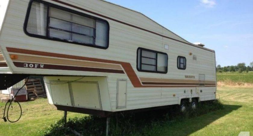 Shasta Wheel Camper Sale Athens