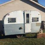 She Shed Vintage Camper Redo Places