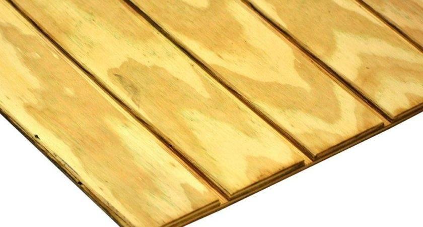 Sheathing Plywood Common