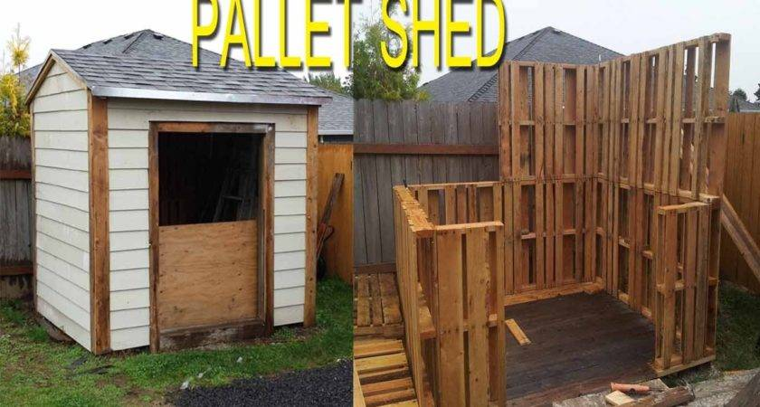 Shed Built Pallets Check Link