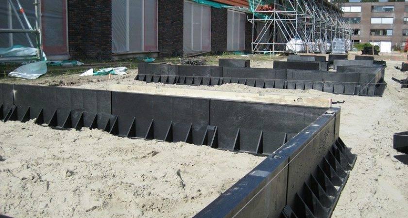 Shed Foundation Plastic Klp Lankhorst