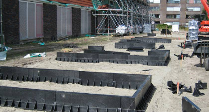 Shed Foundations Klp Lankhorst Recycling Products