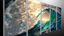 Sheet Metal Wall Art Iyodd