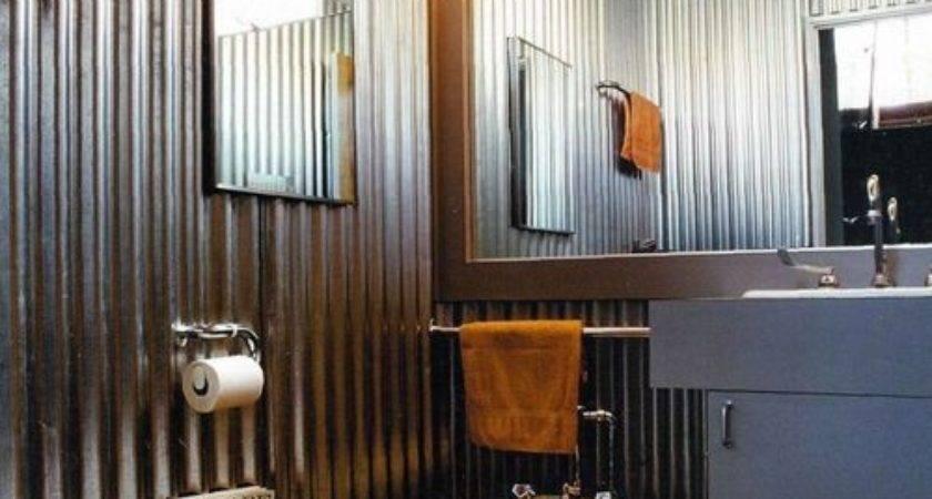 Sheet Metal Walls Home Design Ideas Remodel