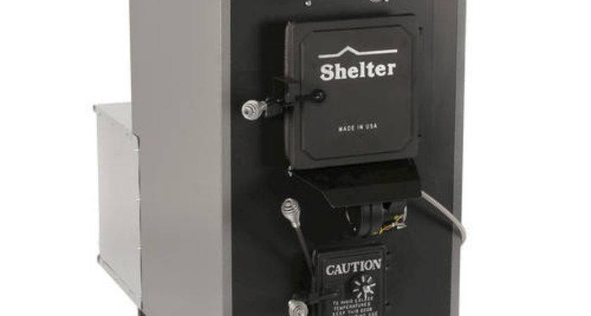 Shelter Indoor Wood Coal Furnace