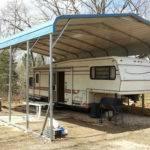 Shelter Regular Metal Carport