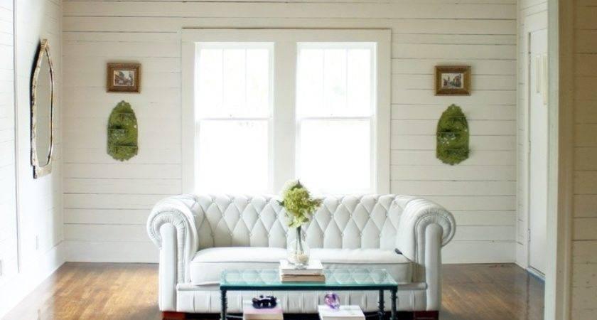 Shiplap Walls Sans Ceiling Home Sweet Interior