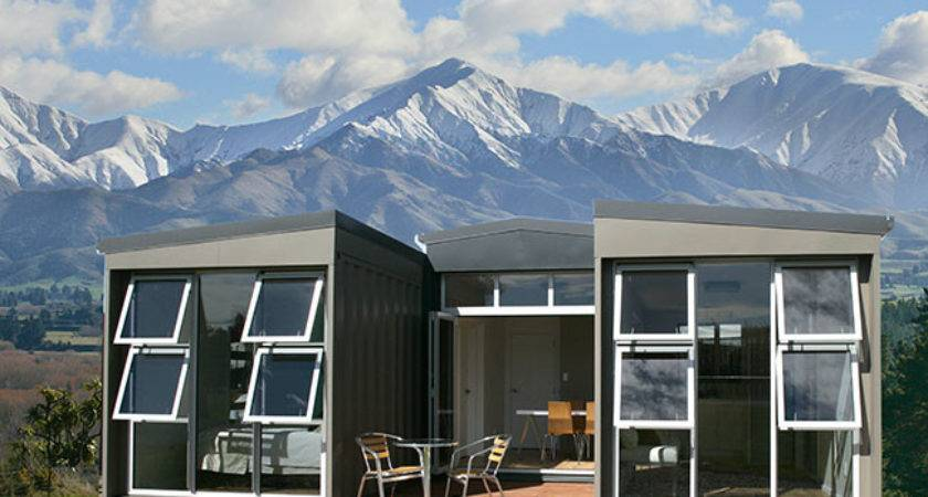 Shipping Container Homes New Zealand Refresh Renovations
