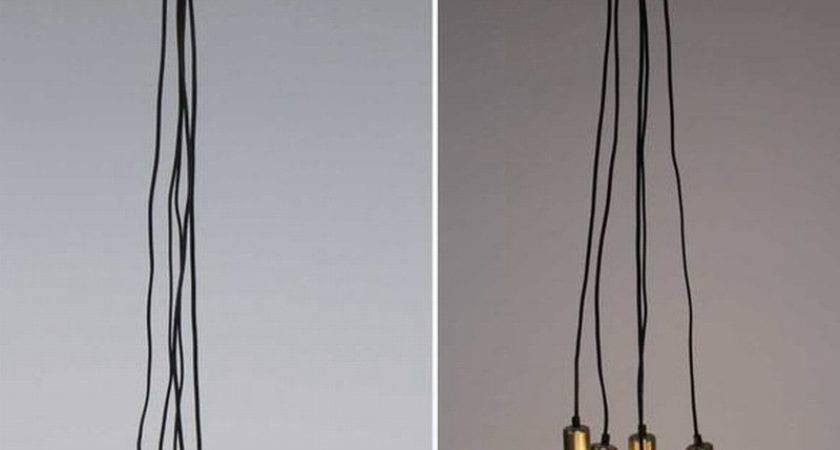 Shipping Diy Antique Metal Cluster Pendant Lamp