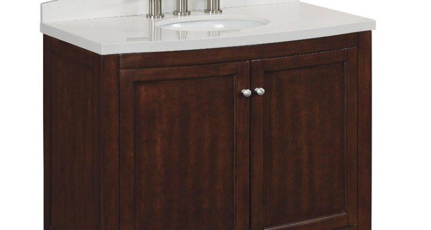 Shop Allen Roth Moravia Sable Undermount Single Sink