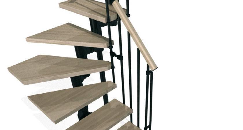 Shop Arke Kompact Black Modular Staircase Kit