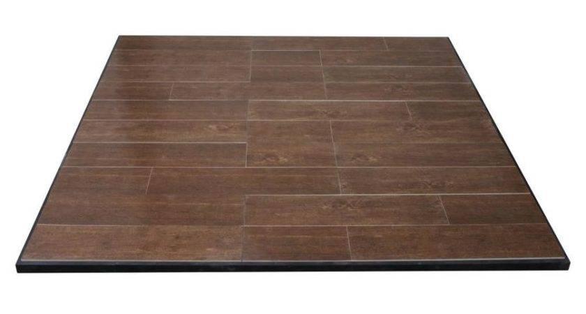 Shop Ashley Hearth Products Wood Grain Oak Stove Board