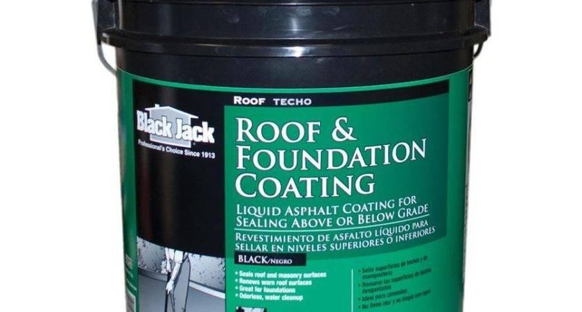Shop Black Jack Gallon Waterproofer Roof Sealant