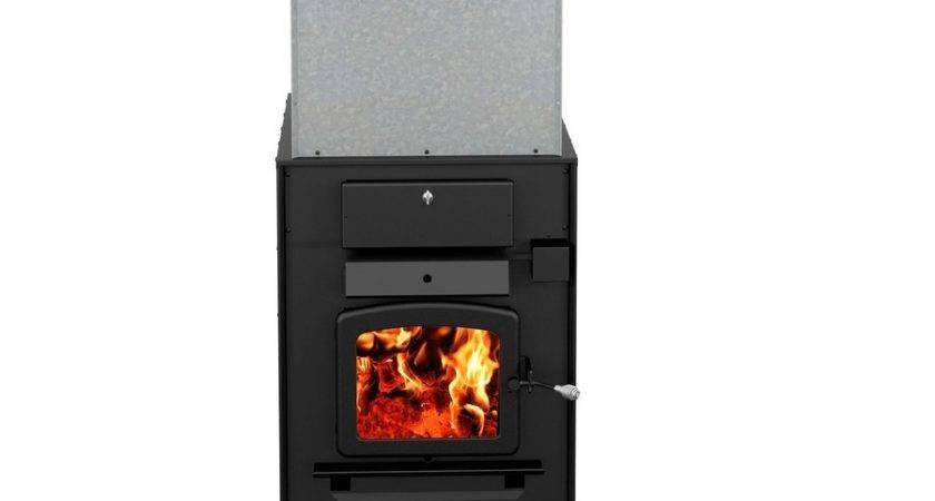 Shop Drolet Wood Burning Furnace Lowes