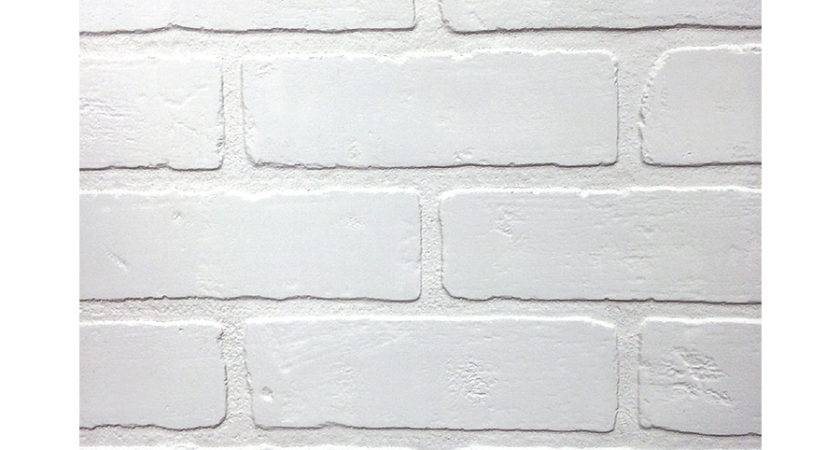 Shop Embossed Paintable Brick Hardboard