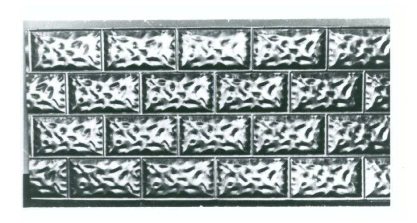 Shop Galvanized Metal Skirting Panel Lowes