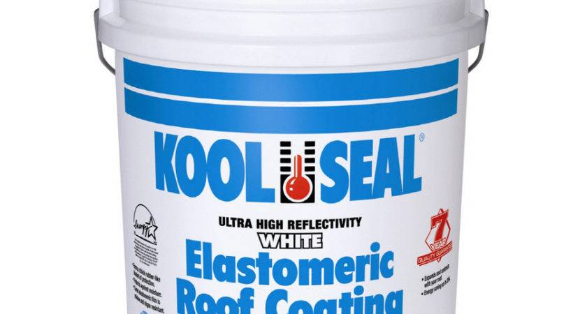 Shop Kool Seal Gallons Non Fiber Roof Coating