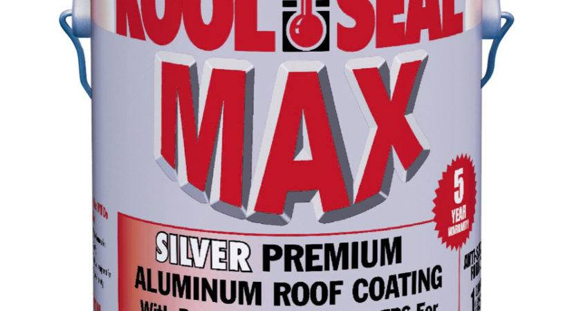 Shop Kool Seal Reflective Roof Coatings Lowes