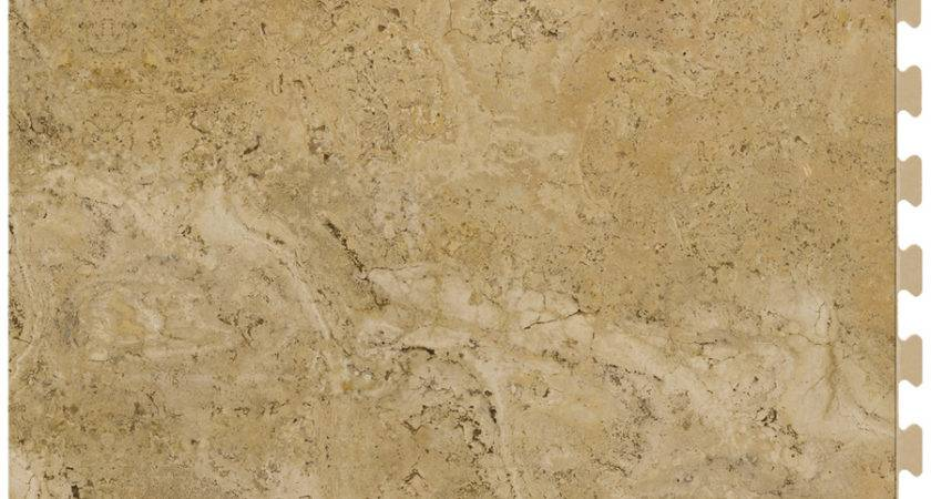 Shop Perfection Floor Tile Travertine Piece